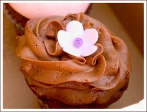 teacake cupcake